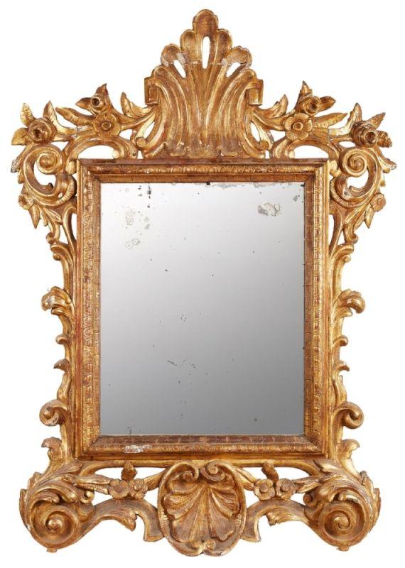 Gr barock spiegel s ddt anfang 18 jh for Spiegel 01 18
