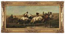 Gemälde Adolf Schreyer