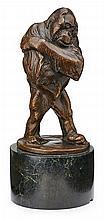Kl. Bronze Joseph Franz Pallenberg