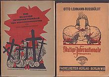 Otto Lehman-Russbüldt. 2 Bände