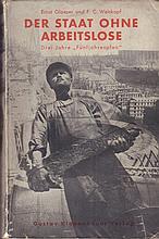 Ernst Glaeser und F.C. Weiskopf. Der Staat