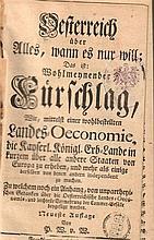 Philipp Wilhelm von Hörnigk [anonym]