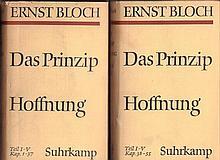Ernst Bloch - 4 Bände