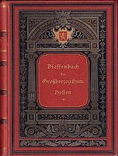 Ferdinand Dieffenbach. Das Großherzogtum