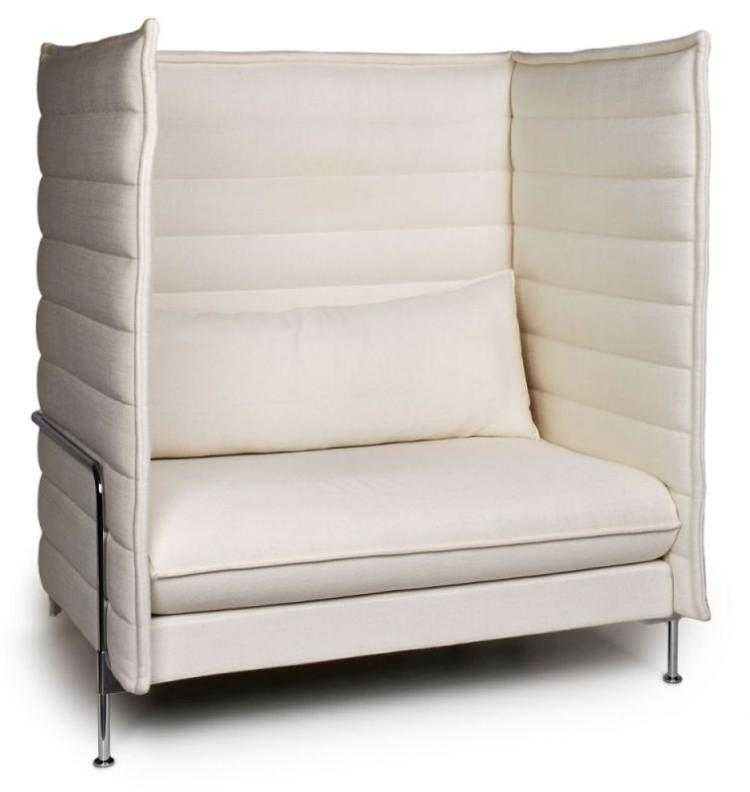 alcove highback sofa entwurf ronan. Black Bedroom Furniture Sets. Home Design Ideas