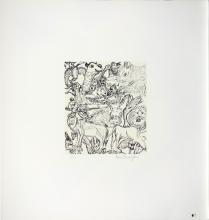 Merce Cunningham (1919–2009): Univers animalier (1983)