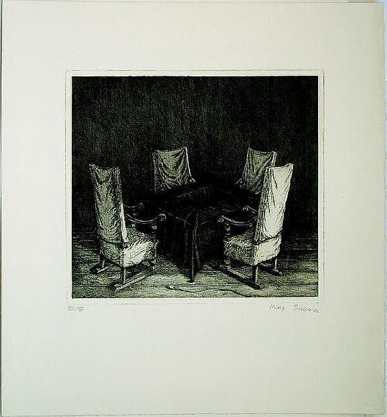 Rolf Escher (*1936)