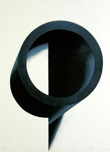 Rune Mields (*1935): Ohne Titel