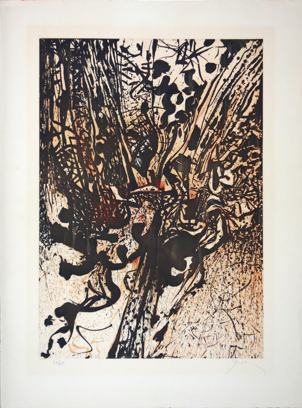 Mario Prassinos (1916–1985): L'arbre rose (1959)