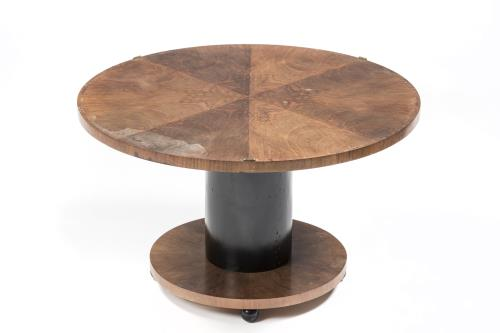 Table basse ronde art d co - Table basse art deco occasion ...