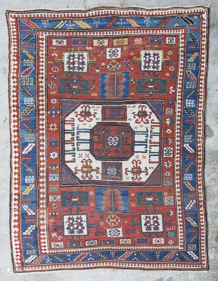 tapis du caucase karatchop sud ouest du caucase m daillo. Black Bedroom Furniture Sets. Home Design Ideas