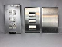 3 Tableaux Mémoire dont 1 magnet Design de GEORG JENSEN