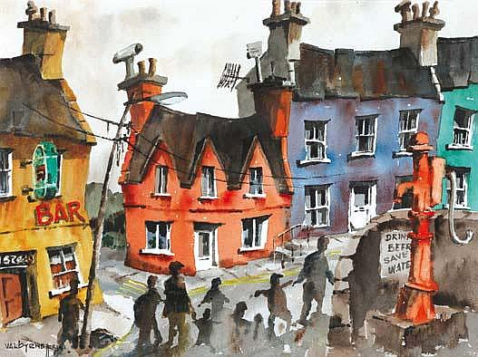 Image result for val byrne painting