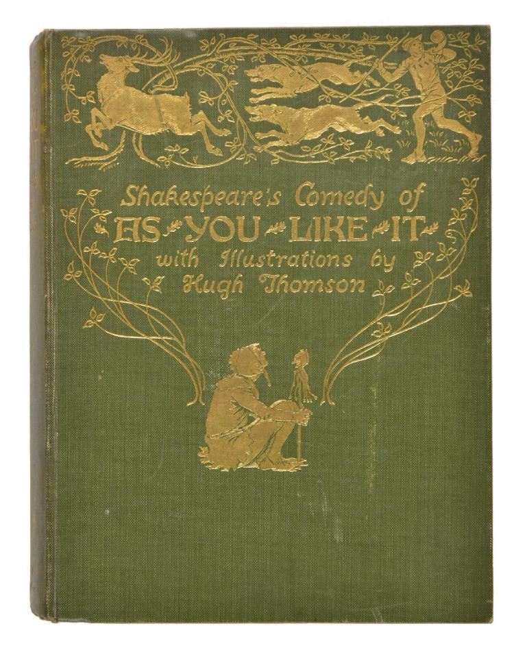 a description of as you like it a comedy by shakespeare Shakespeare - as you like it 1 • as you like it is a pastoral comedy by william shakespeare believed to have been written in 1599 or early 1600 and.