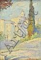 Van Biesbroeck (Jules Pierre, 1873-1965). Italian, Jules Pierre