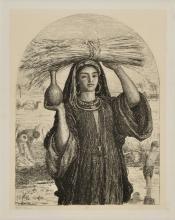 * Hunt (William Holman, 1827-1910). The Abundance of Egypt, 1857,