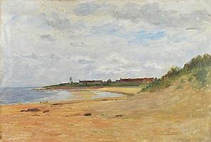 * Thomson (Leslie, 1851-1929). Brora, oil on