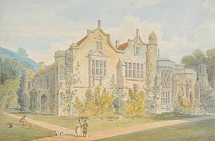 Locker (Edward Hawke, 1777-1849). Clevedon Court,