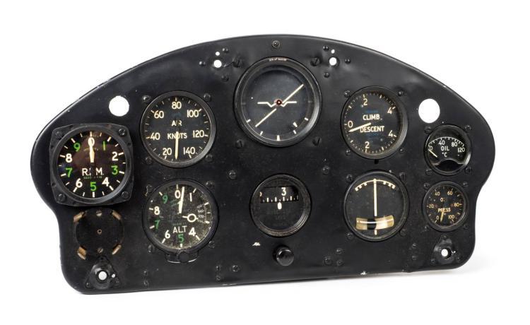 Aircraft Instrument Panel : Instrument panel an aircraft from chipmu