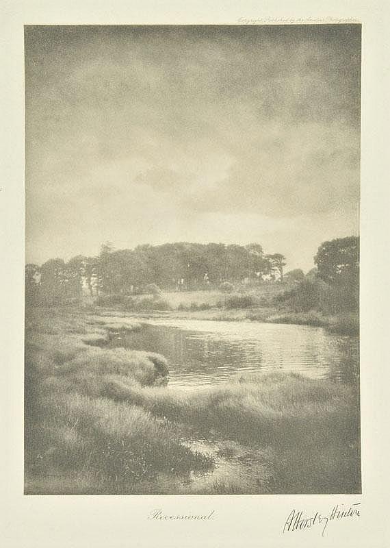Hinton (Alfred Horsley, 1863-1910). Portfolio of