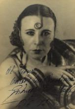 * Opera. A group of approximately 35 signed photographs of female opera singers,
