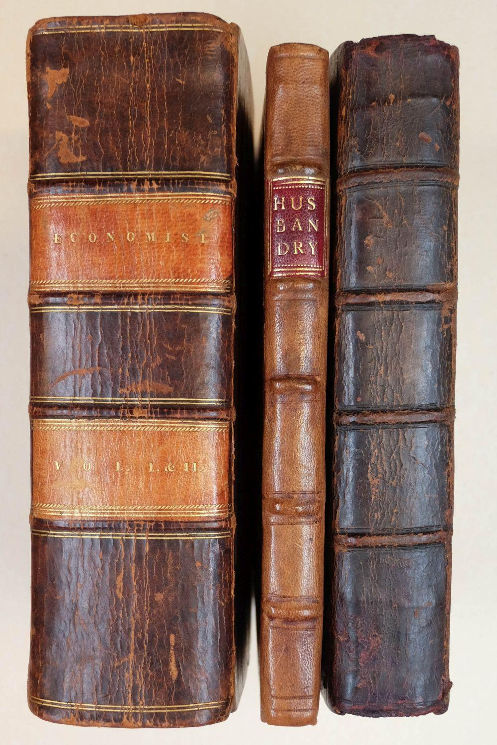 Macintosh (William). A Treatise concerning the Manner of Fallowing of Ground, 1st edition, 1724