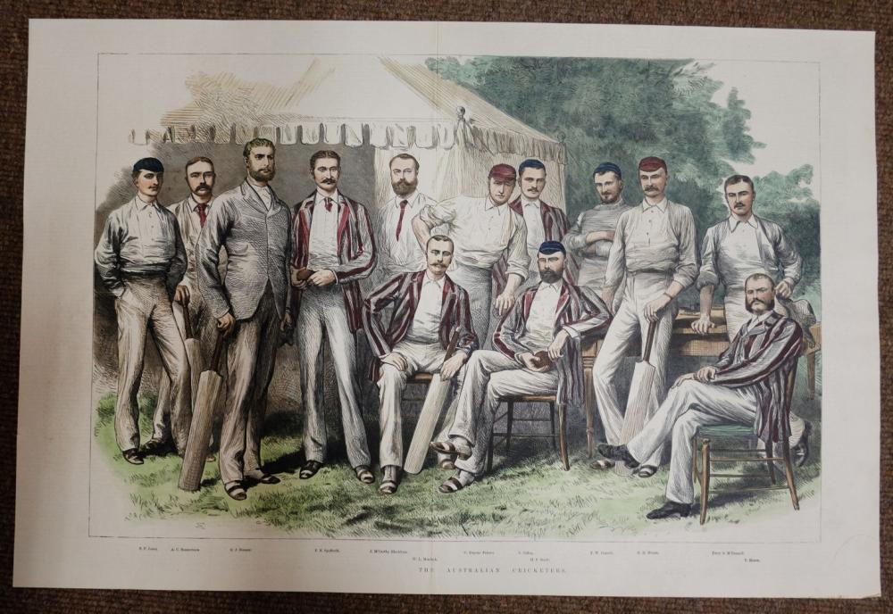 * Sports & Pastimes. A mixed collection of approximately 150 prints, 19th & 20th century