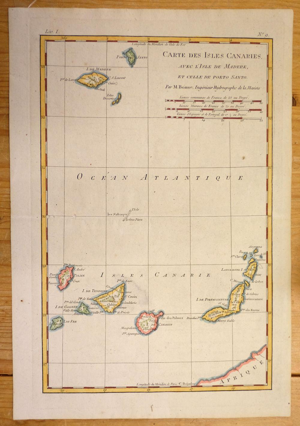 Greece, Italy, Spain & Portugal. A mixed collection of forty-five maps, 18th & 19th century
