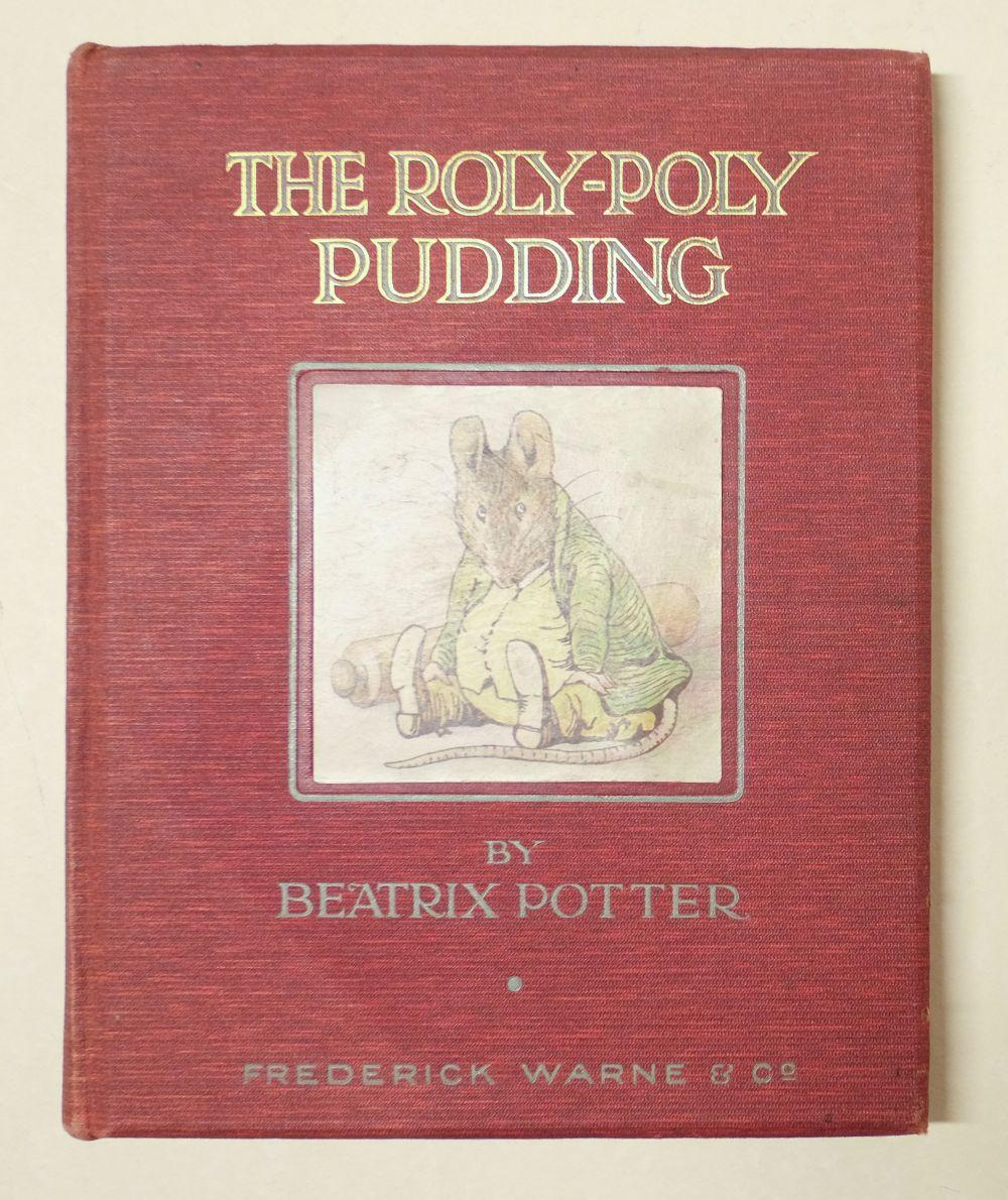 Potter (Beatrix). The Roly-Poly Pudding, 1908
