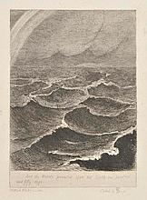 Scott (William Bell, 1811-1890). And the Waters prevailed upon the Earth an hun
