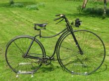 Motoring Literature and Automobilia, Historic Bicycles and Accessories in association with Transport Collector Auctions