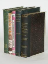 Steam, Traction and Tramways. Five large 8vo hardback volumes,