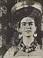 *Vechten (Carl van, 1880-1964). Frida Kahlo, 1932,, Carl VanVechten, Click for value