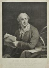 * Skelton (William, circa 1760-1848). David Garrick Esqre., published by Messrs. Colnaghi & Co., 1st November 1818,