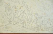 * Sunderland (Thomas, 1744-1828). Buttermere Water, Augst. 25, 1788