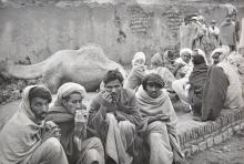 * Cartier-Bresson (Henri, 1908-2004). Jammu, City of Refugees, 1949, printed later,