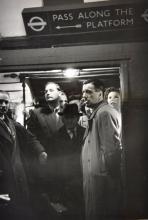 * Cartier-Bresson (Henri, 1908-2004). In Search of London, 1951,