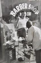 * Cartier-Bresson (Henri, 1908-2004). The American Scene, 1948, printed later,