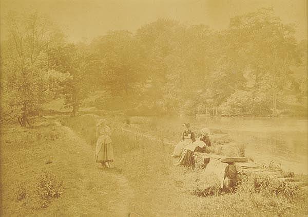 * Robinson (Henry Peach, 1830-1901). 'Wayside