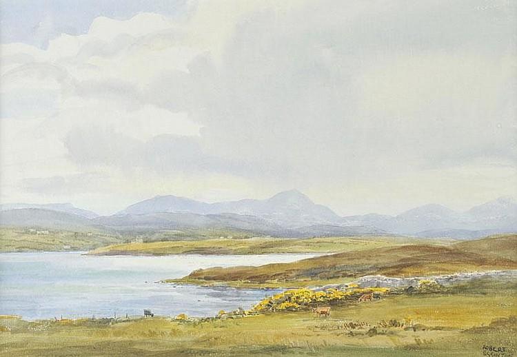 Egginton (Robert, 1943-). Near Portnoo, County