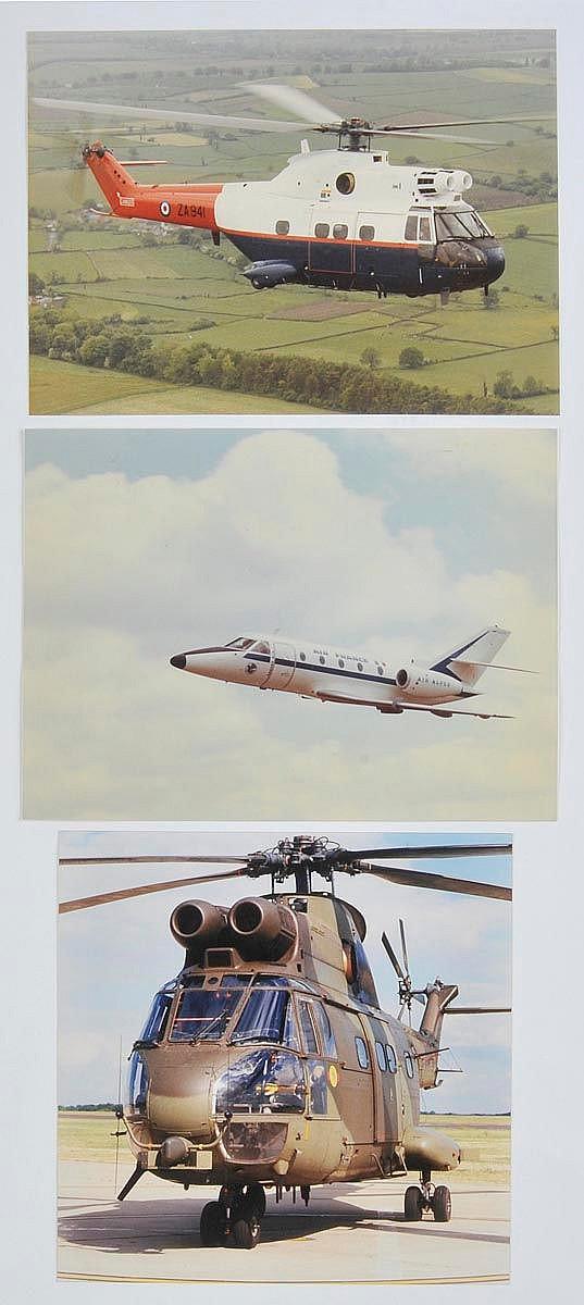 Aerospatiale. A comprehensive collection of