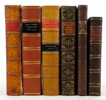 PRINTED BOOKS, MAPS & DOCUMENTS, LITERATURE, TRAVEL, NATURAL HISTORY, ANTIQUARIAN, ART REFERENCE AND BOOKBINDING TOOLS