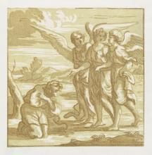 Skippe (John, 1741/42-1811). Amicis suis necnon unicuique Artium elegantiorum Amatori, Tabulas insequentes Ludentis Otii temporibus ligno incisas, 1781-82,