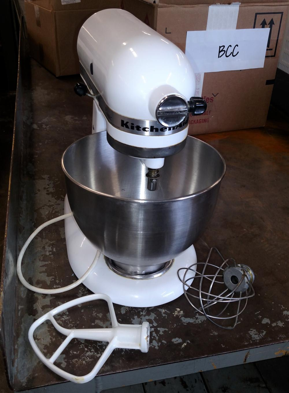 kitchen aid classic mixer