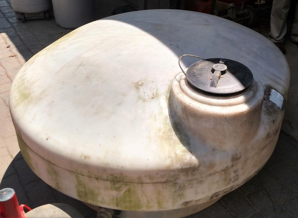 210 gallon tank