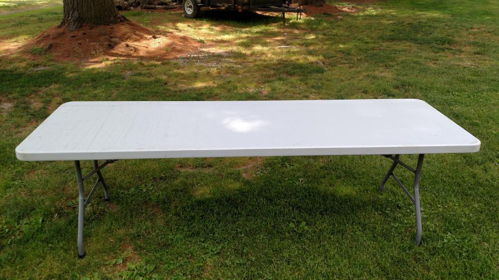 OfficeStar 8 ft. table
