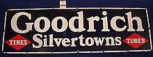 Goodrich Silvertowns Tire