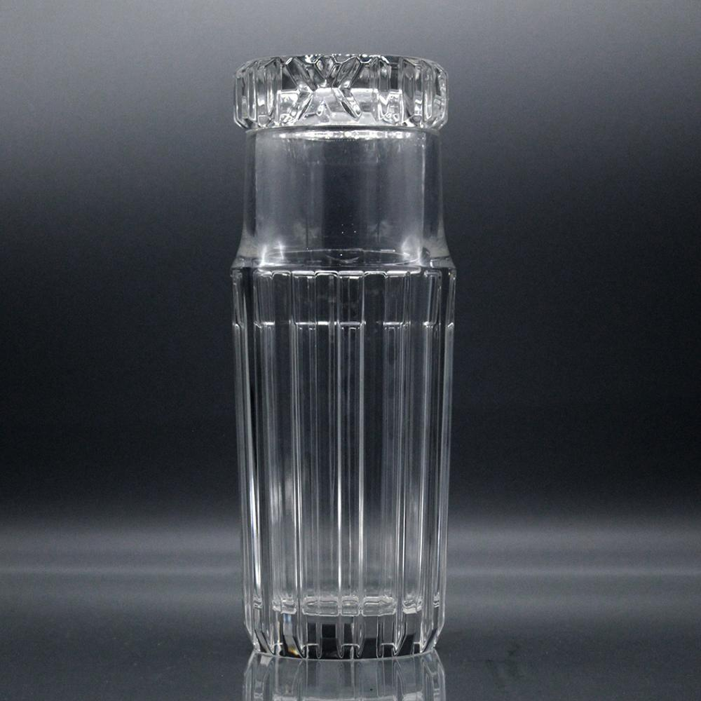 ce2c7ff7632 Tiffany   Co Crystal Glass Cocktail Shaker Signed