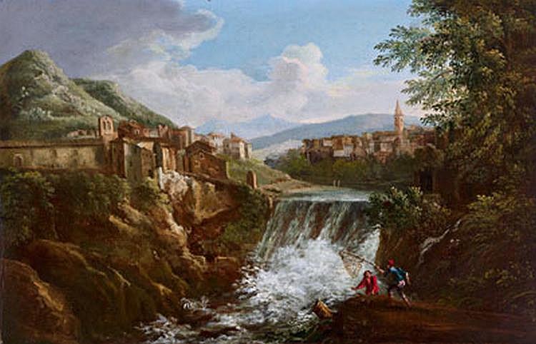 Old Master Painting: Bartolomeo Torreggiani