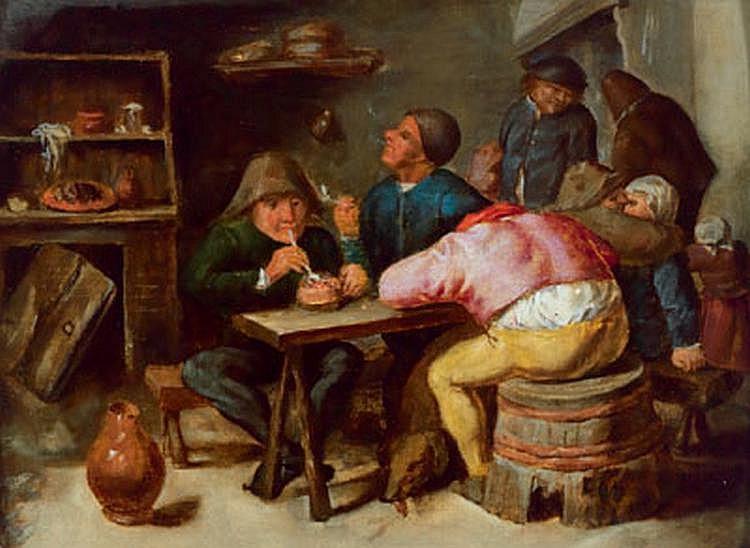Old Master Painting: Jan Jansz. Buesem (Amsterdam